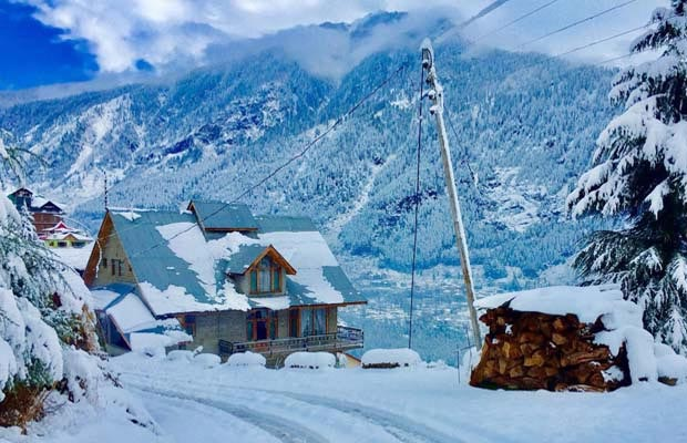 Winter Tour Package Kullu Manali