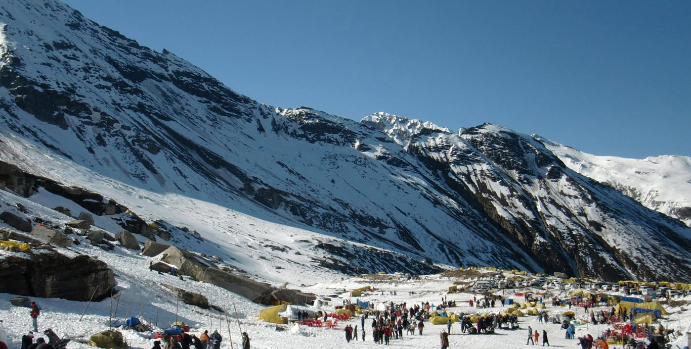 Rohtang Snow Point Manali